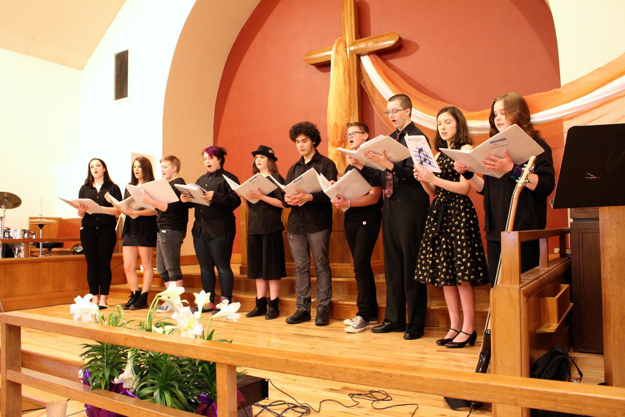 Portland GSA Youth Chorus