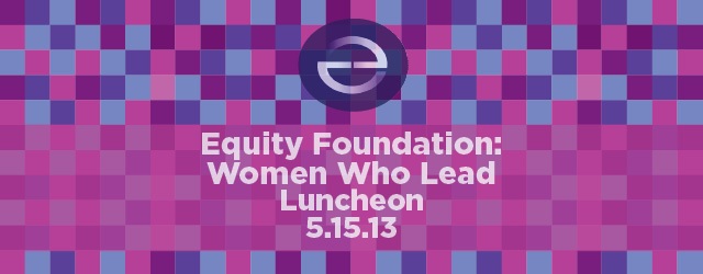 Susie Shepherd to be honored at Women Who Lead 2013!